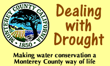 Monterey County Drought Info